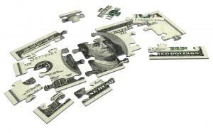модель деньги